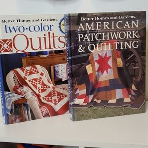 Better Homes and Gardens Quilting Books